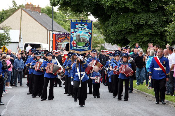 Drum Accordion Band's annual Picnic